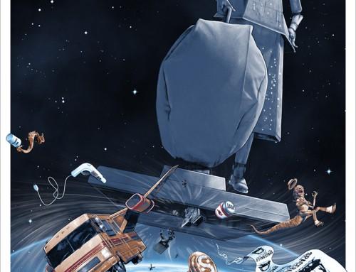 Spaceballs by Kevin Wilson