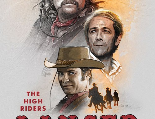 Once Upon a Time… in Hollywood by Steve Anderson