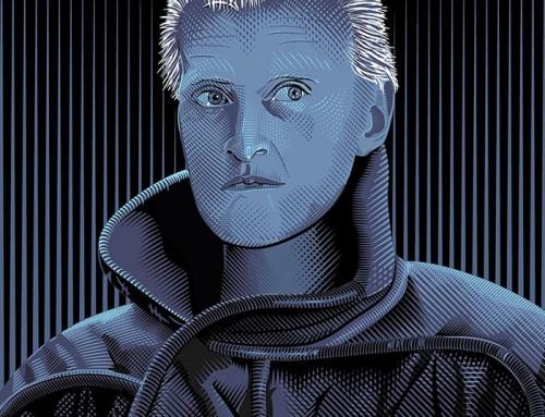 Blade Runner by Andre M Barnett