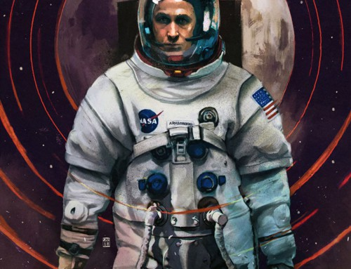 First Man by Ethem Onur Bilgic