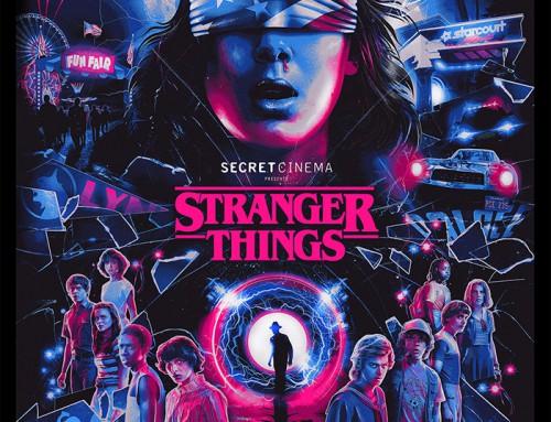 Stranger Things by Fraser Gillespie