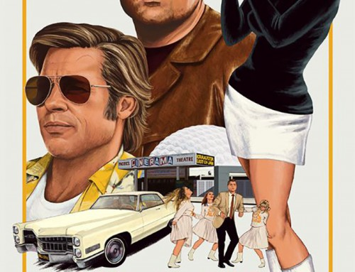 Once Upon a Time… in Hollywood by Haddon McKinney
