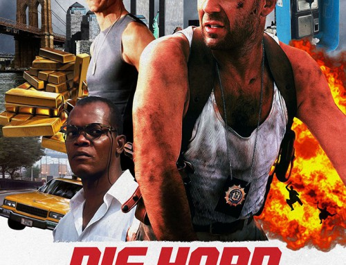 Die Hard With a Vengeance by Justin Peikert