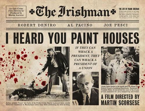 The Irishman by Justin Peikert