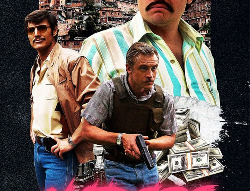 Narcos by Justin Peikert