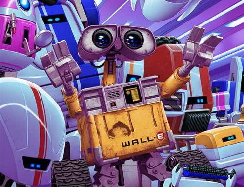 WALL·E by Rory Kurtz