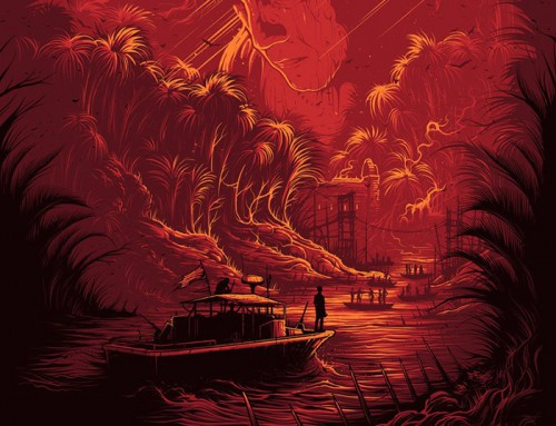 Apocalypse Now by Dan Mumford