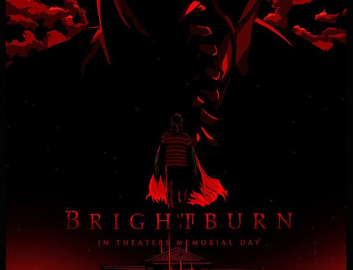 Brightburn by Nino Tubio