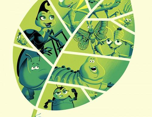 A Bug's Life by Phantom City Creative
