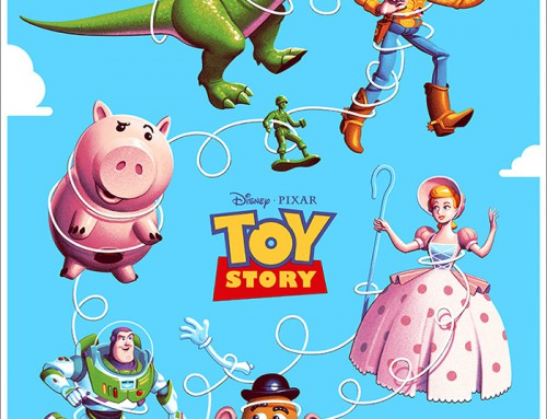 Toy Story by Phantom City Creative