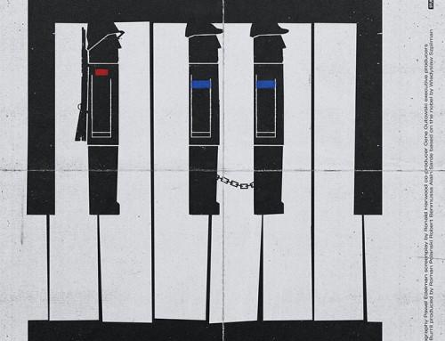 The Pianist by Rafael Orrico Díez