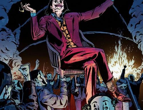 Joker by Roman Stevens