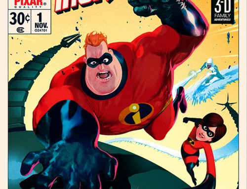 The Incredibles by Stan & Vince