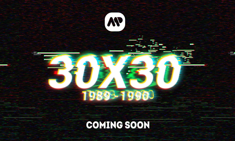 30x30: 1989-1990
