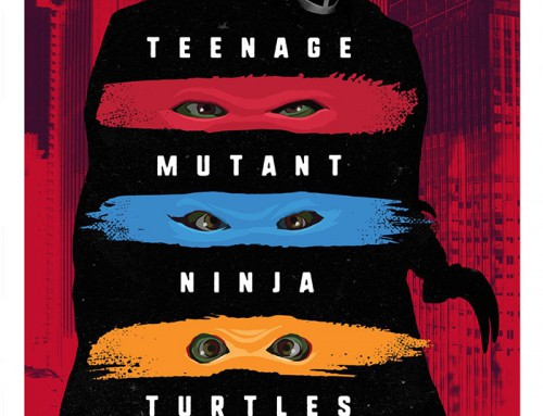 Teenage Mutant Hero Turtles by Chris Ayers