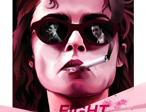 Fight Club by Camelia Clipcea