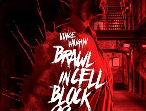 Brawl in Cell Block 99 by Colm Geoghegan