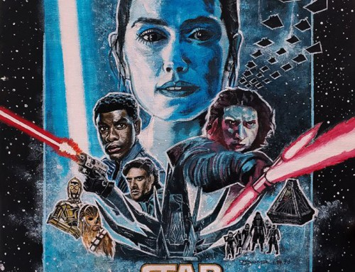 Star Wars: The Rise of Skywalker by Matt Dammer