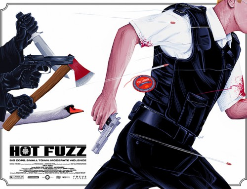 Hot Fuzz by Doaly