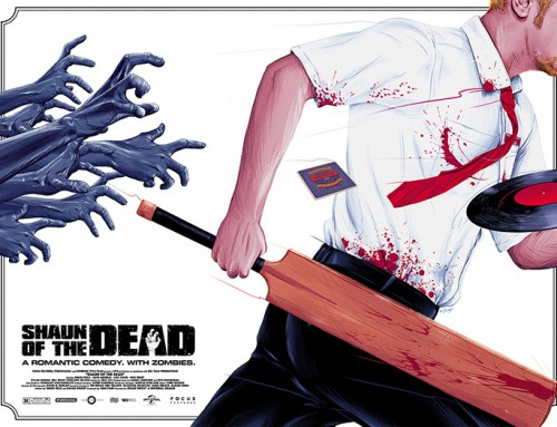 Shaun Of The Dead by Doaly