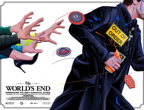 The World's End by Doaly