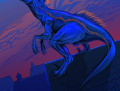 Jurassic World: Fallen Kingdom by Dustin Knotek