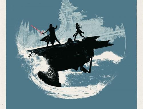 Star Wars: The Rise of Skywalker by Matt Ferguson