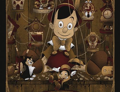 Pinocchio by Mainger Germain