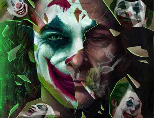 Joker by Harry G Ward