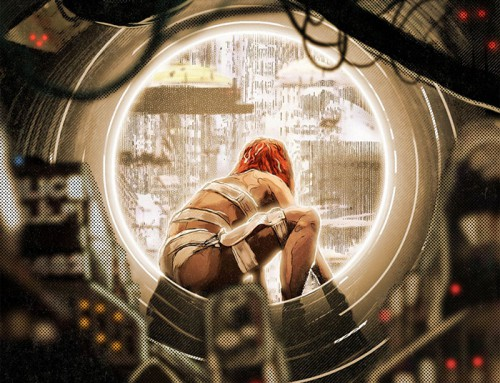 The Fifth Element by Lucas Peverill