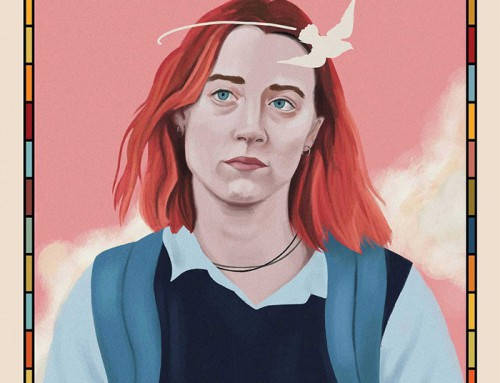 Lady Bird by Jamie Owers
