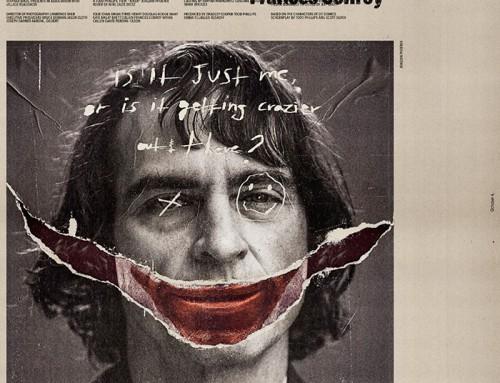 Joker by Rafael Orrico Díez