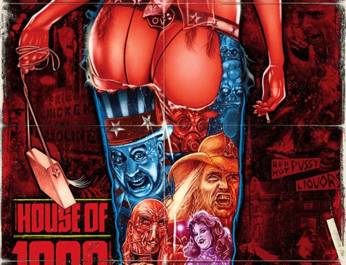 House of 1000 Corpses (Regular Edition) by Greg Reinel