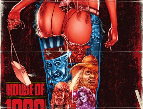 House of 1000 Corpses (Variant Edition) by Greg Reinel