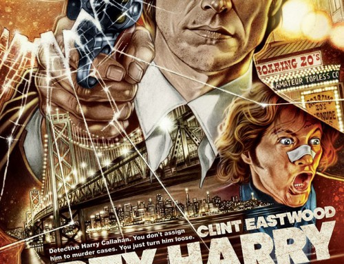 Dirty Harry by Greg Reinel