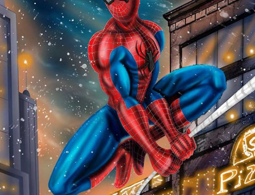 Spider-Man by Salvatore Scotto