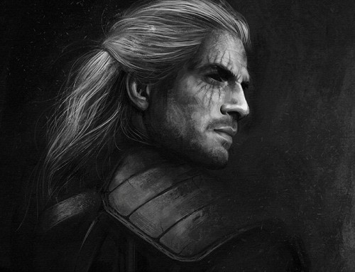 The Witcher by Harry G Ward