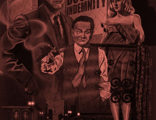 Double Indemnity by Keith Williams