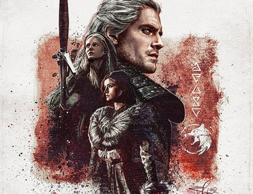 The Witcher by Blake Armstrong