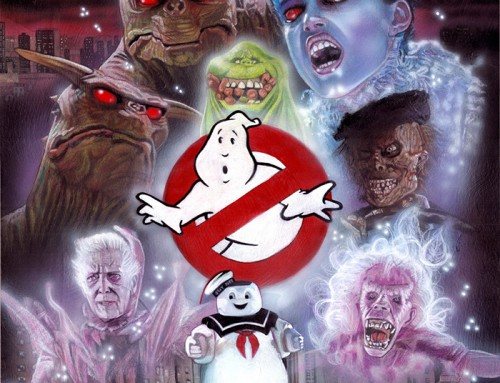 Ghostbusters by Paul Butcher