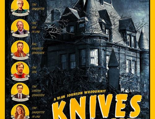 Knives Out by Dakota Randall