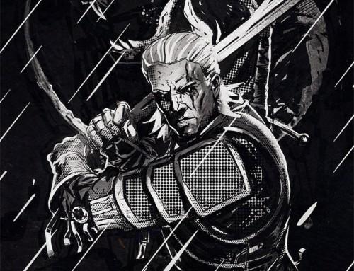 The Witcher by Ethem Onur Bilgic