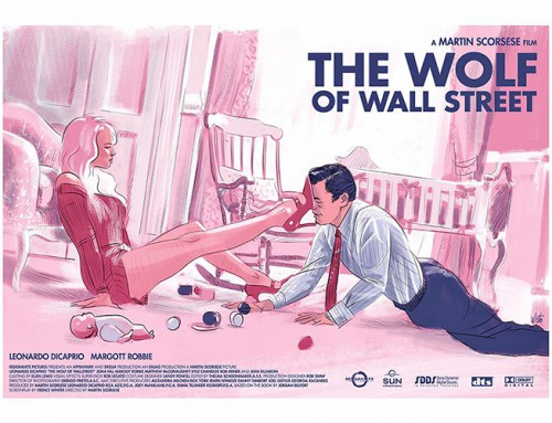 The Wolf of Wall Street by Javier