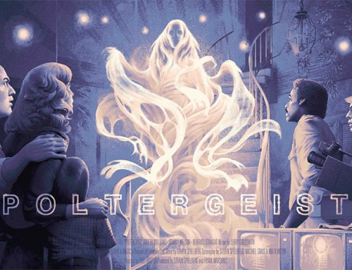 Poltergeist by David Lantz