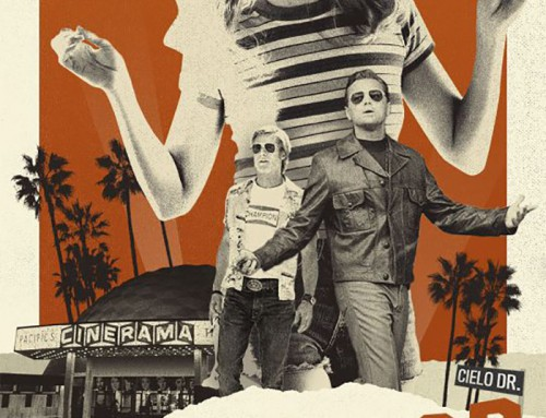 Once Upon a Time… in Hollywood by Monica Sarmiento