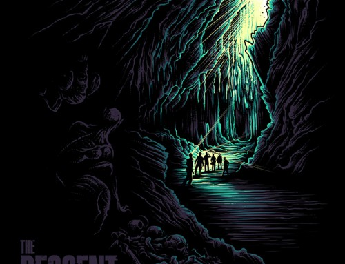 The Descent by Dan Mumford