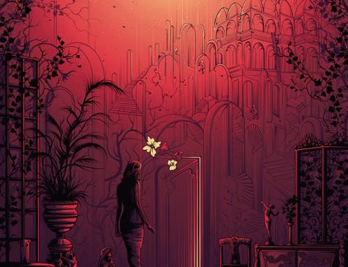 Suspiria by Dan Mumford
