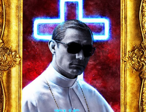 The Young Pope by Andrey Pankov