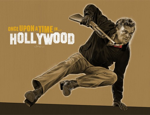 Once Upon a Time… in Hollywood by Sam Green