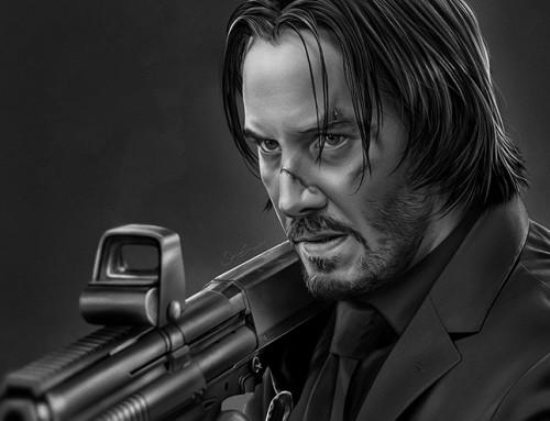 John Wick by Sam Green